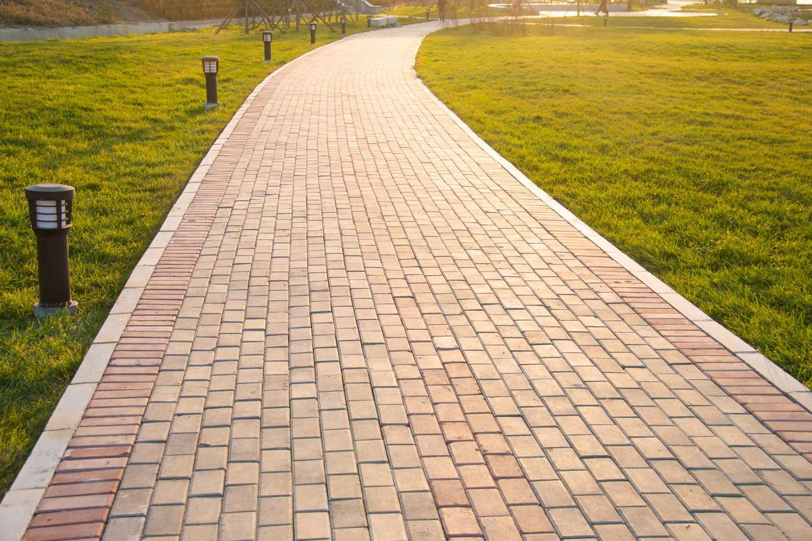 tampa paver walkways