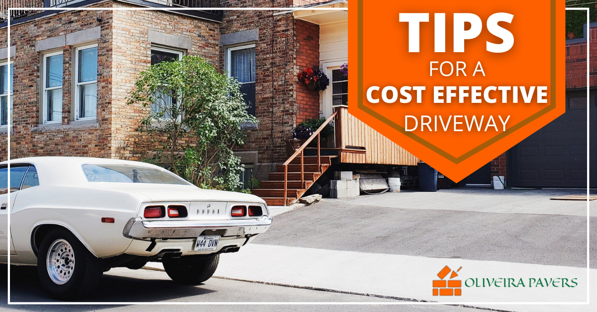 """Featured image for """"Tips for a Cost Effective Driveways for Your Home"""""""