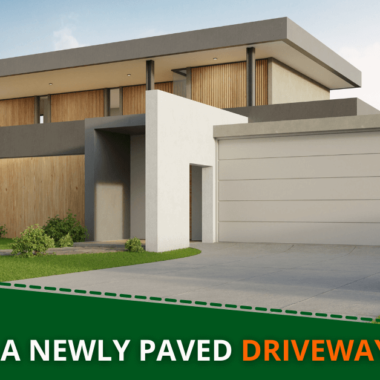 How to Maintain a Newly Paved Driveway