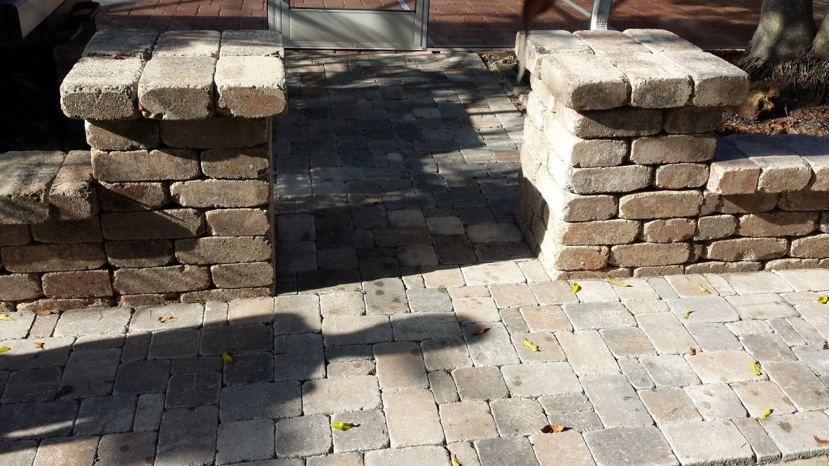 Brick Paver Patio Design Ideas