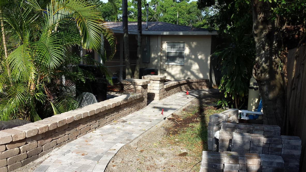 patio blocks